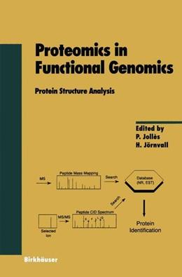 Abbildung von Jolles / Jörnvall | Proteomics in Functional Genomics | 2000 | Protein Structure Analysis | 88