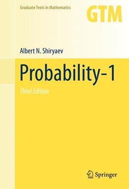 Abbildung von Shiryaev | Probability-1 | 3rd ed. 2016 | 2016 | Volume 1 | 95