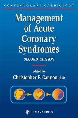 Abbildung von Cannon   Management of Acute Coronary Syndromes   2002