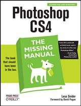 Abbildung von Lesa Snider | Photoshop CS4: The Missing Manual | 2009