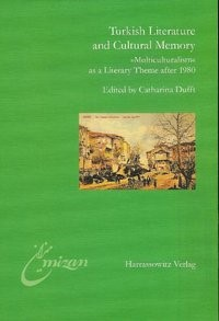 Turkish Literature and Cultural Memory | Dufft, 2009 | Buch (Cover)