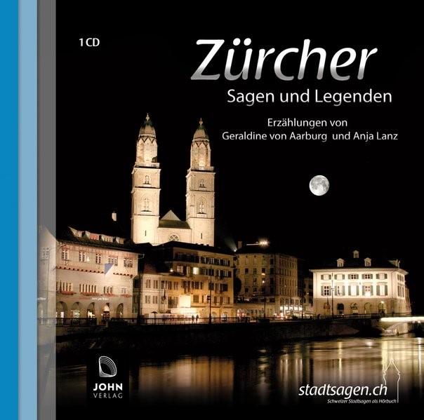 Zürcher Sagen und Legenden | Aarburg / Lanz, 2010 (Cover)