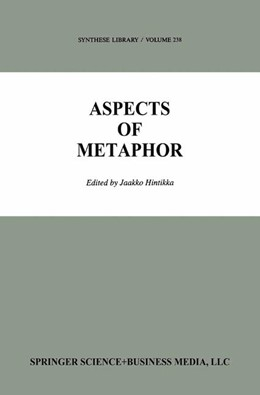 Abbildung von Hintikka | Aspects of Metaphor | 1st Edition. Softcover version of original hardcover edition 1994 | 2010 | 238
