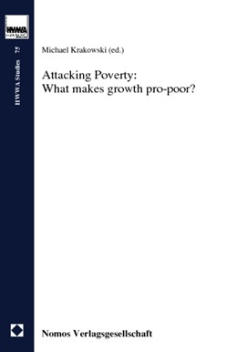 Abbildung von Krakowski | Attacking Poverty: What makes growth pro-poor? | 2004 | 75