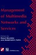 Management of Multimedia Networks and Services | Boutaba / Hafid, 1998 | Buch (Cover)