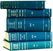 Abbildung von Recueil des cours, Collected Courses, Tome/Volume 195 (1985)   1992