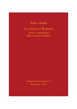 Abbildung von Abraha | La lettera ai Romani | 2001 | Testo e commentari della versi... | 57