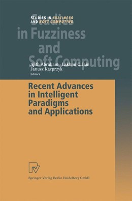 Abbildung von Abraham | Recent Advances in Intelligent Paradigms and Applications | 1st Edition. Softcover version of original hardcover edition 2003 | 2010 | 113