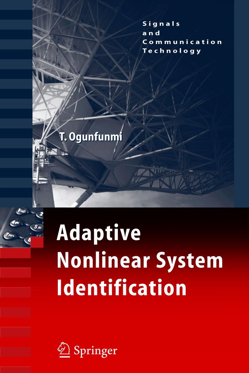 Adaptive Nonlinear System Identification | Ogunfunmi | 1st Edition. Softcover version of original hardcover edition 2007, 2010 | Buch (Cover)