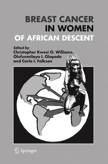 Breast Cancer in Women of African Descent | Olopade / Falkson | 1st Edition. Softcover version of original hardcover edition 2006, 2011 | Buch (Cover)