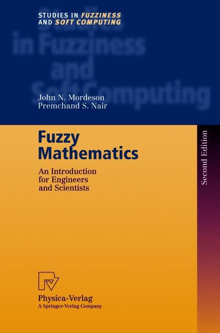 Fuzzy Mathematics | Mordeson / Nair | 2nd ed. Softcover version of original hardcover edition 2001, 2010 | Buch (Cover)