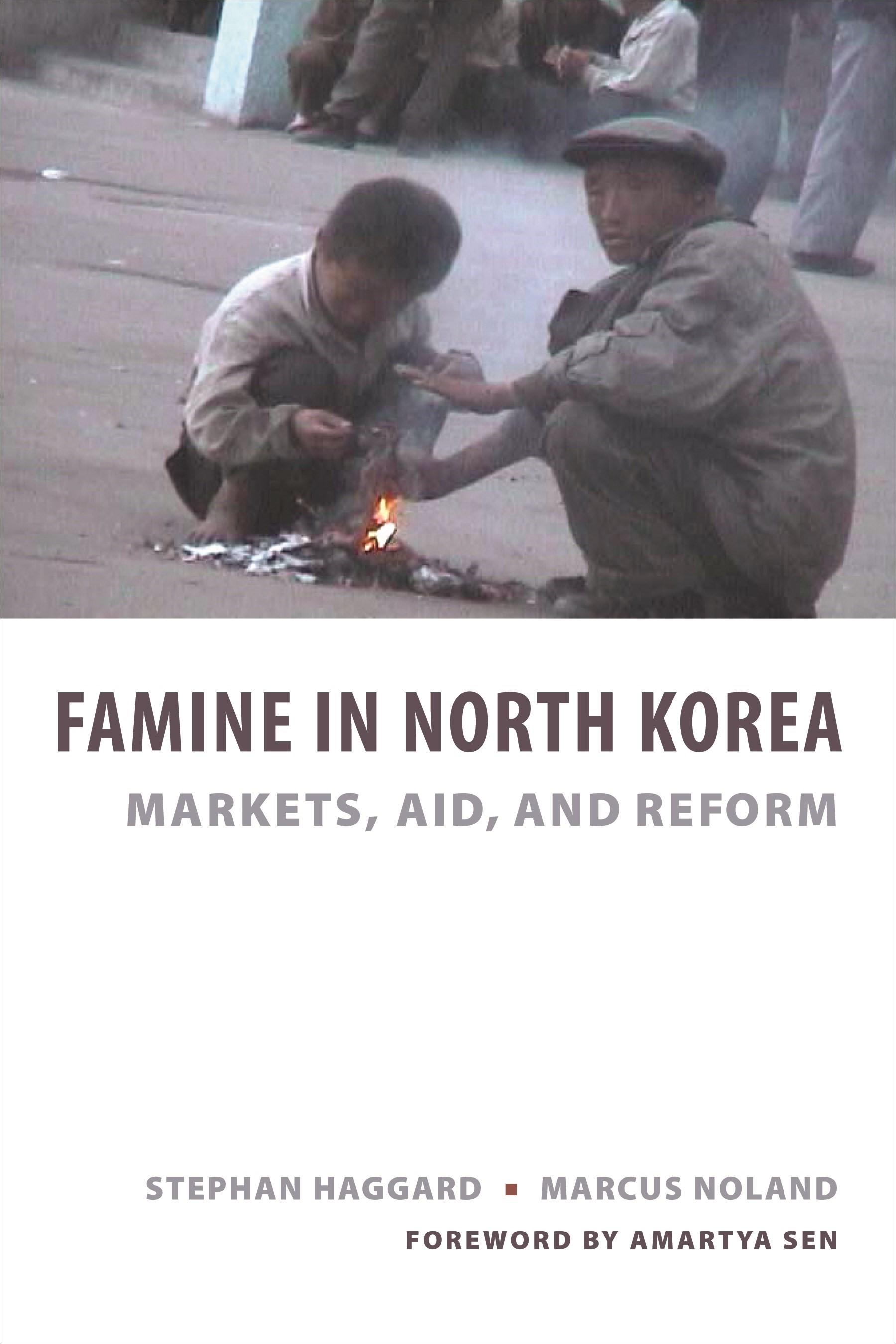 Abbildung von Haggard / Noland | Famine in North Korea | 2007