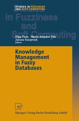 Abbildung von Pons / Vila | Knowledge Management in Fuzzy Databases | 1. Auflage | 2010 | 39 | beck-shop.de