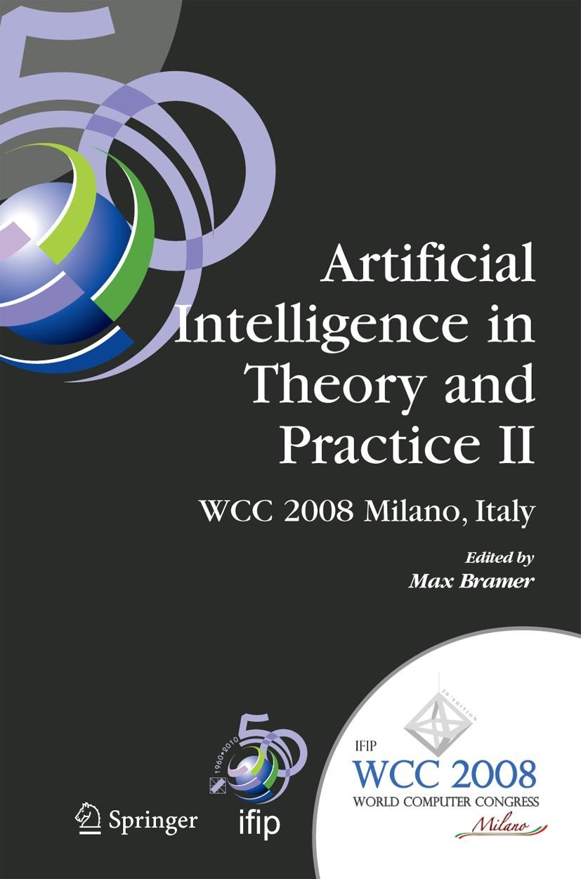 Artificial Intelligence in Theory and Practice II | Bramer | 1st Edition. Softcover version of original hardcover edition 2008, 2010 | Buch (Cover)