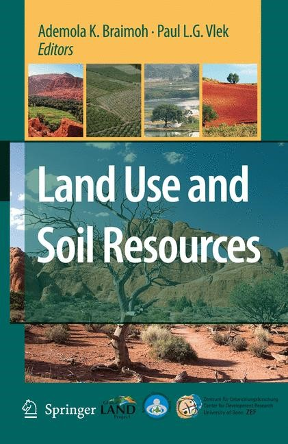 Land Use and Soil Resources | Braimoh / Vlek | 1st Edition. Softcover version of original hardcover edition 2008, 2010 | Buch (Cover)