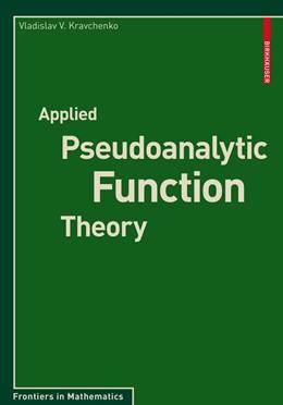 Abbildung von Kravchenko   Applied Pseudoanalytic Function Theory   2009