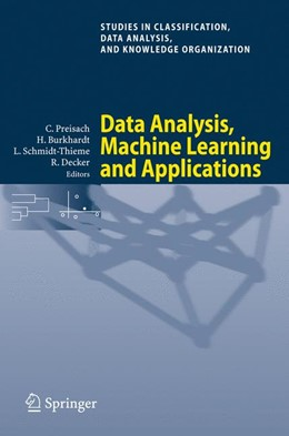 Abbildung von Preisach / Burkhardt / Schmidt-Thieme / Decker   Data Analysis, Machine Learning and Applications   2008   Proceedings of the 31st Annual...