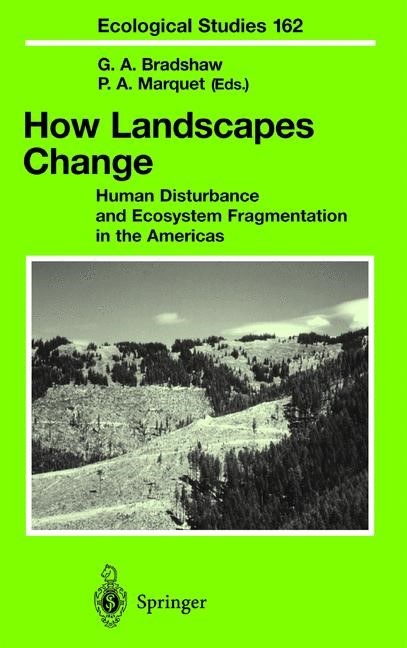 How Landscapes Change | Bradshaw / Marquet, 2002 | Buch (Cover)