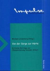 Von der Sorge zur Härte | Lindenberg, 2000 | Buch (Cover)