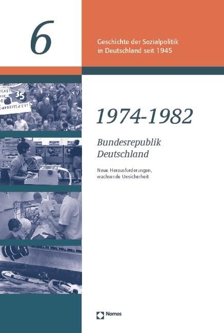 1974 - 1982 Bundesrepublik Deutschland, 2008 | Buch (Cover)
