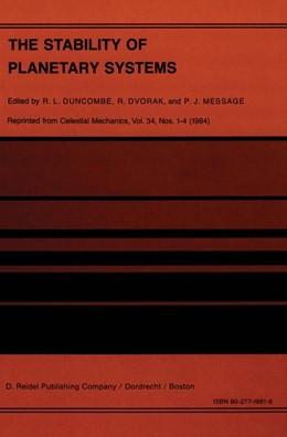 Abbildung von Duncombe / Dvorak / Message | The Stability of Planetary Systems | <em>Reprinted from CELESTRIAL MECHANICS, 34:1-4</em> | 1985 | Proceedings of the Alexander v...