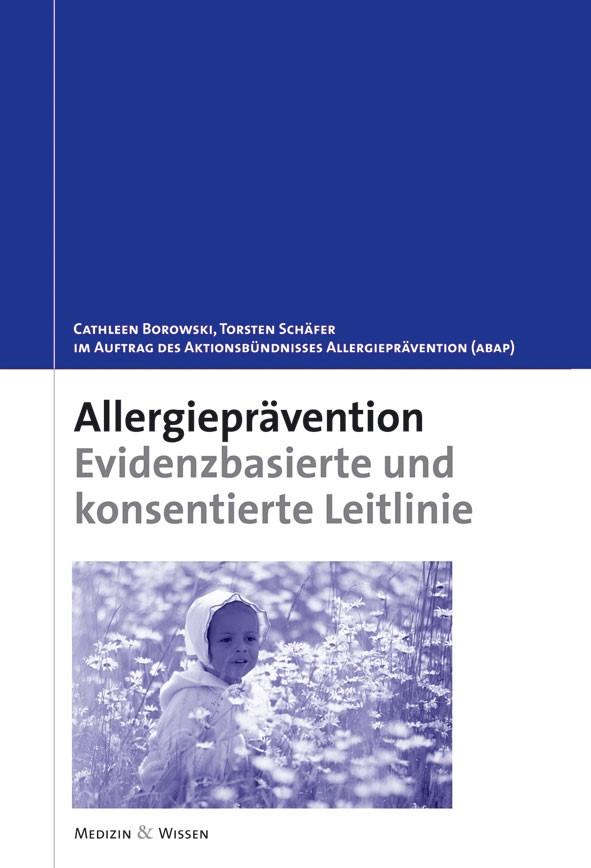 Allergieprävention   Borowski / Schäfer, 2005   Buch (Cover)