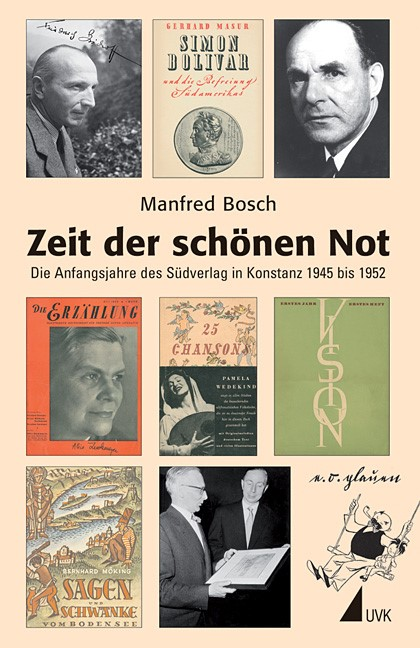 Zeit der schönen Not   Bosch, 2009   Buch (Cover)
