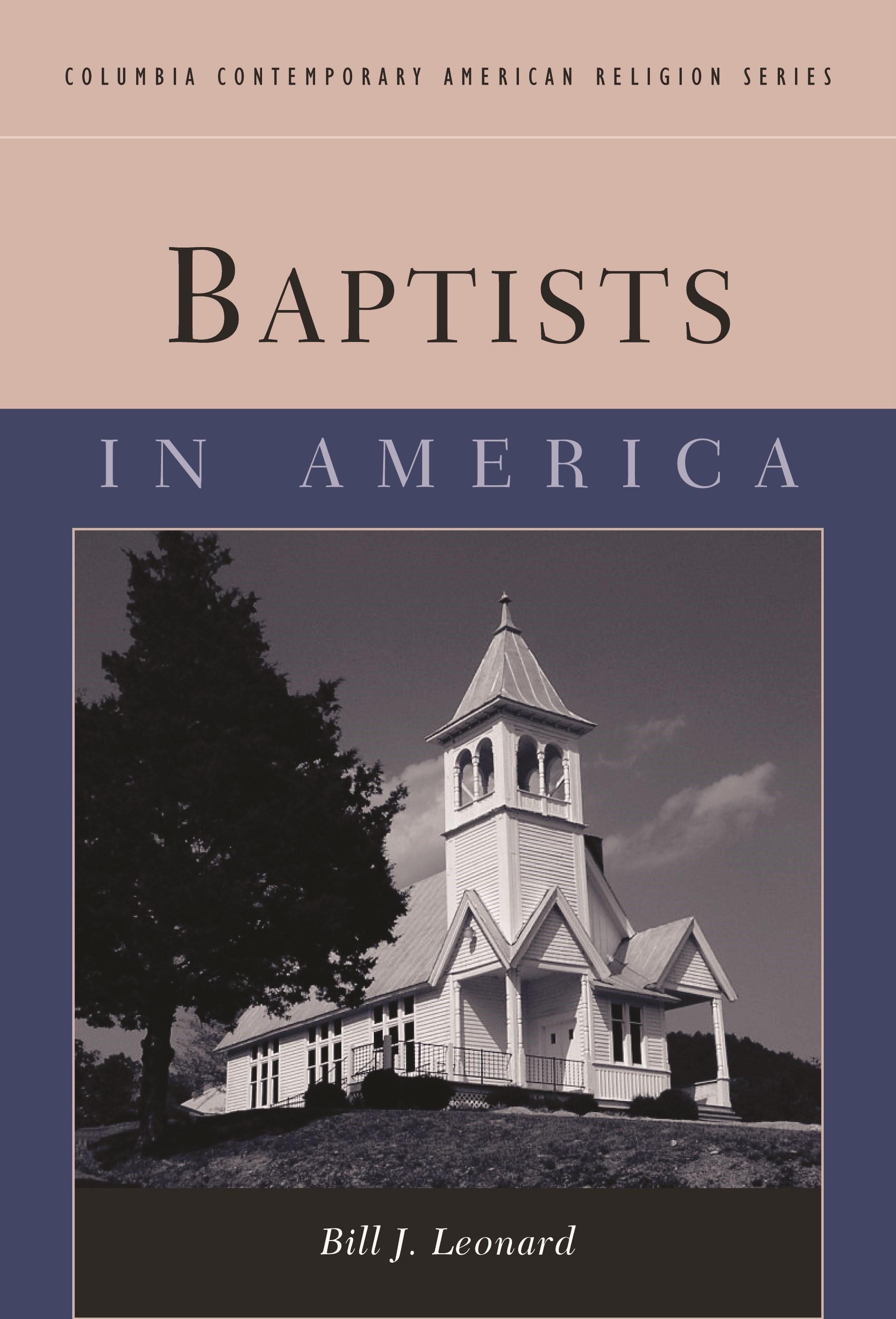 Abbildung von Leonard   Baptists in America   2005