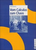 Vom Calculus zum Chaos | Acheson, 1999 | Buch (Cover)