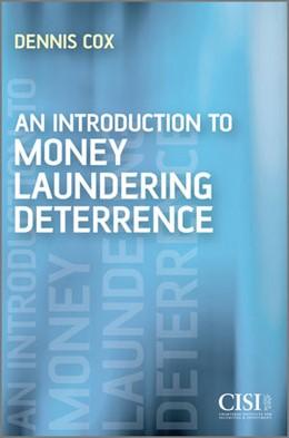 Abbildung von Cox   An Introduction to Money Laundering Deterrence   1. Auflage 2010   2010
