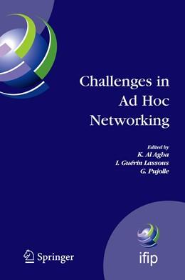 Abbildung von Agha / Guérin Lassous / Pujolle | Challenges in Ad Hoc Networking | 2006 | Fourth Annual Mediterranean Ad... | 197