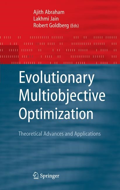 Abbildung von Abraham / Goldberg   Evolutionary Multiobjective Optimization   1st Edition. Softcover version of original hardcover edition 2005   2010