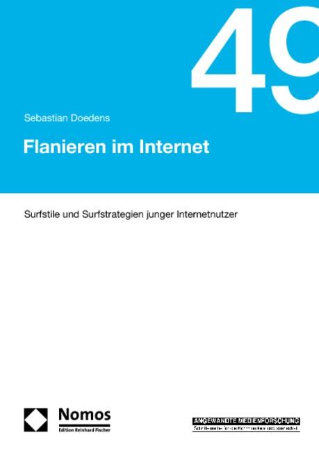 Flanieren im Internet | Doedens | Buch (Cover)