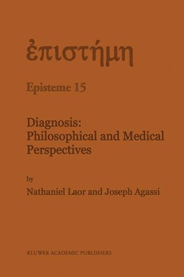 Abbildung von Laor / Agassi | Diagnosis: Philosophical and Medical Perspectives | 1990 | 15