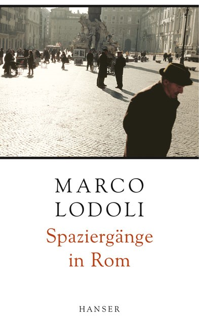 Spaziergänge in Rom | Lodoli, 2006 | Buch (Cover)