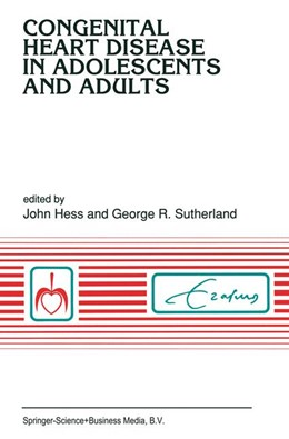 Abbildung von Hess / Sutherland | Congenital heart disease in adolescents and adults | 1992 | 136