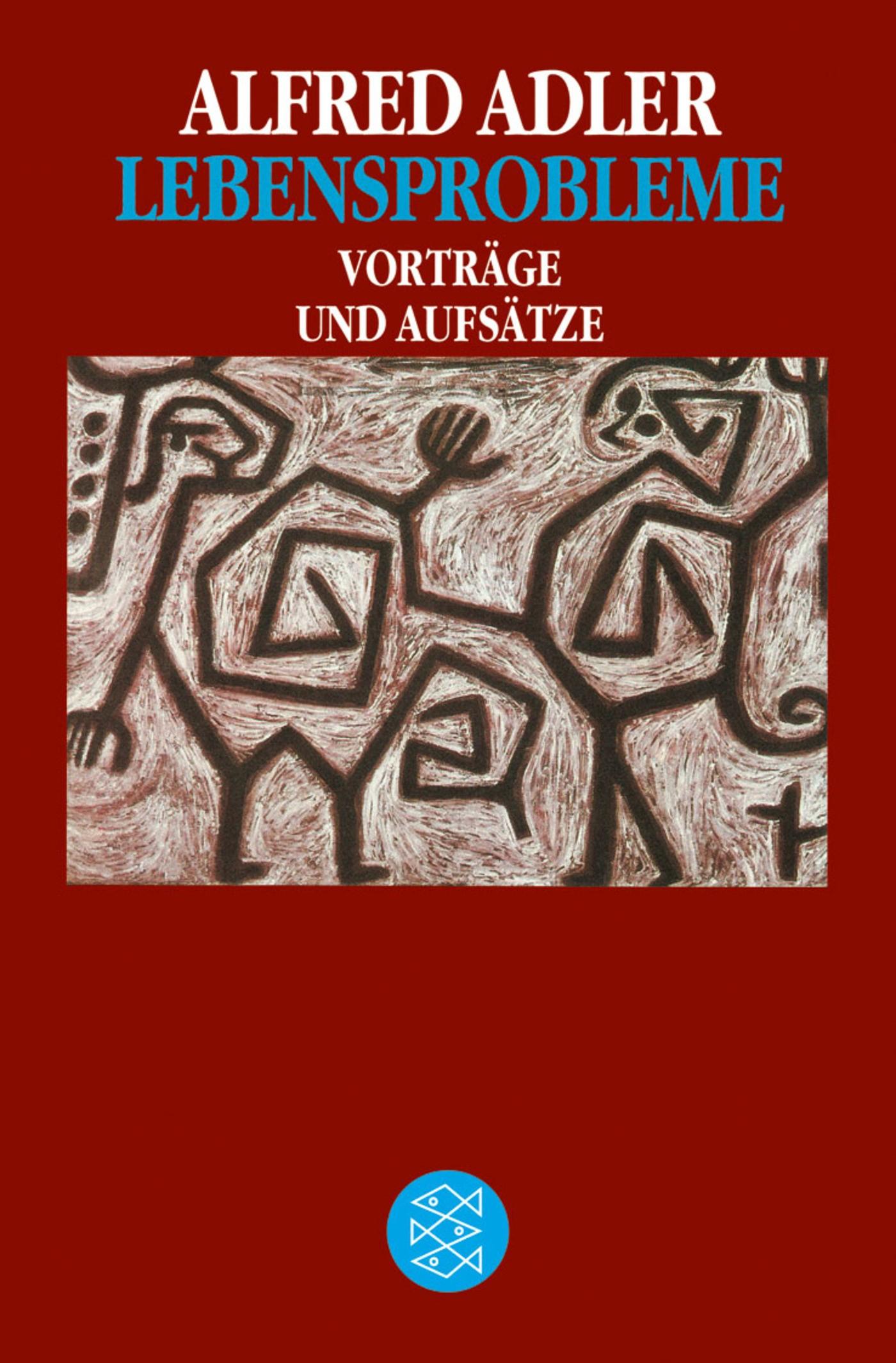 Lebensprobleme   Adler, 1994   Buch (Cover)