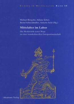 Abbildung von Borgolte / Schiel / Schneidmüller / Seitz | Mittelalter im Labor | 2008 | Die Mediävistik testet Wege zu...