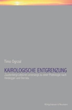 Abbildung von Ogrzal | Kairologische Entgrenzung | 2007