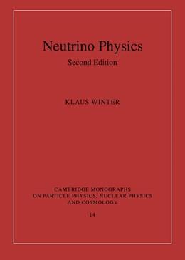 Abbildung von Winter | Neutrino Physics | 2nd edition | 2000 | 14