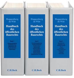 Abbildung von Hoppenberg / de Witt | Handbuch des öffentlichen Baurechts | 53. Auflage | 2019