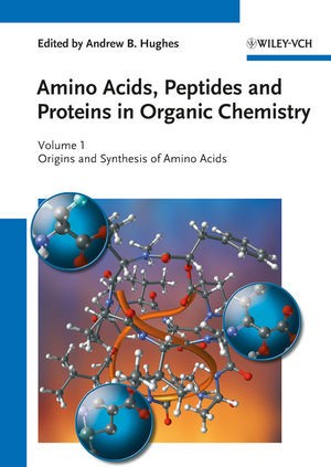 Amino Acids, Peptides and Proteins in Organic Chemistry | 1. Auflage, 2009 | Buch (Cover)