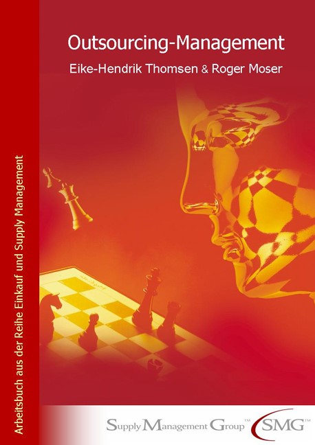 Outsourcing Management | Moser / Thomsen, 2006 | Buch (Cover)