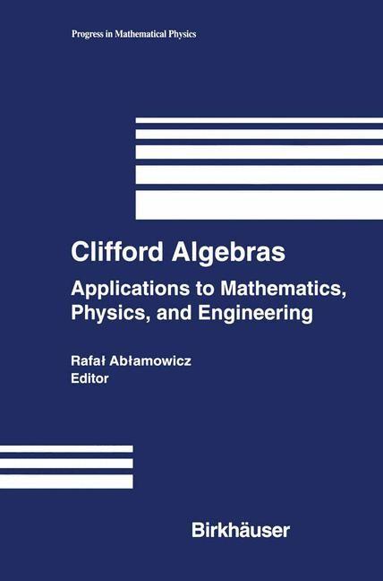 Clifford Algebras | Ablamowicz, 2003 | Buch (Cover)