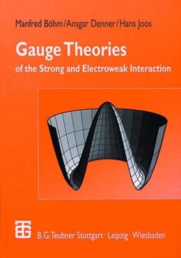 Abbildung von Böhm / Denner / Joos | Gauge Theories of the Strong and Electroweak Interaction | 3., überarb. Aufl.. | 2001