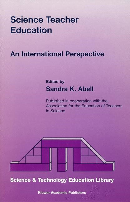 Science Teacher Education | Abell, 2001 | Buch (Cover)