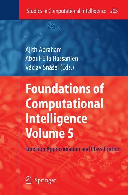 Abbildung von Abraham / Hassanien / Snášel | Foundations of Computational Intelligence Volume 5 | 2009