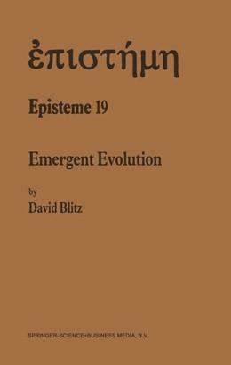 Abbildung von Blitz | Emergent Evolution | 1992 | Qualitative Novelty and the Le... | 19