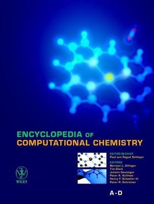Abbildung von von Ragué Schleyer | Encyclopedia of Computational Chemistry | 1998