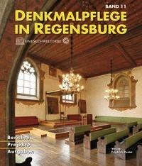 Denkmalpflege in Regensburg, 2009 | Buch (Cover)